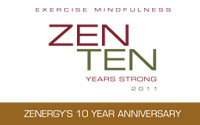 Zen Ten Invitation